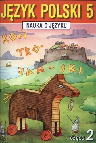 Język polski, klasa 5, Nauka o języku, ćwiczenia, część 2, GWO