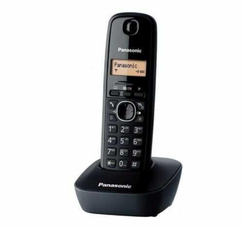 KX-TG2511 Telefon bezprzewodowy CZARNY - Panasonic