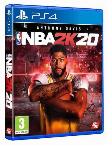 NBA 2K20 PS4 Używana