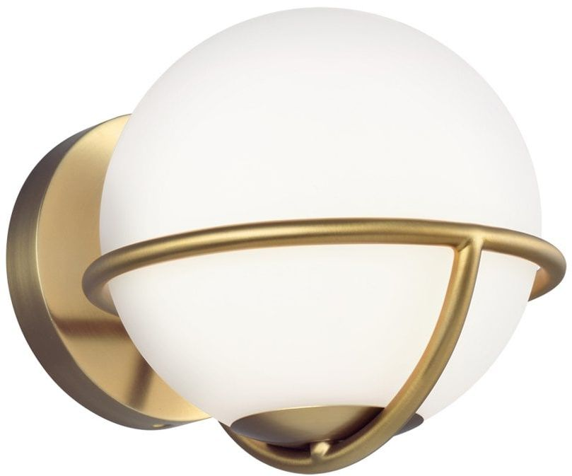 Lampa ścienna APOLLO FE-APOLLO1-BB - Elstead Lighting  SPRAWDŹ RABATY  5-10-15-20 % w koszyku