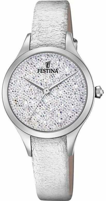 Zegarek Festina F20409-1 Swarovski - CENA DO NEGOCJACJI - DOSTAWA DHL GRATIS, KUPUJ BEZ RYZYKA - 100 dni na zwrot, możliwość wygrawerowania dowolnego tekstu.