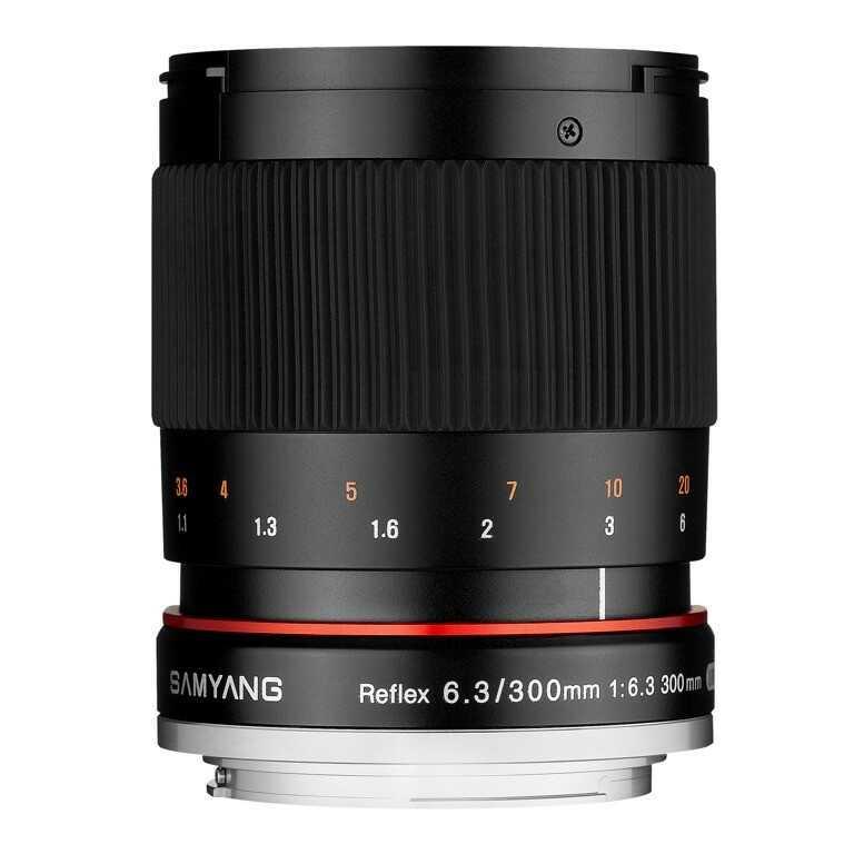 Samyang Reflex 300mm f/6.3 ED UMC CS Nikon