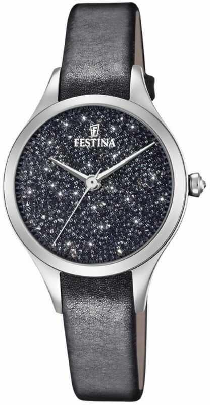 Zegarek Festina F20409-3 Swarovski - CENA DO NEGOCJACJI - DOSTAWA DHL GRATIS, KUPUJ BEZ RYZYKA - 100 dni na zwrot, możliwość wygrawerowania dowolnego tekstu.