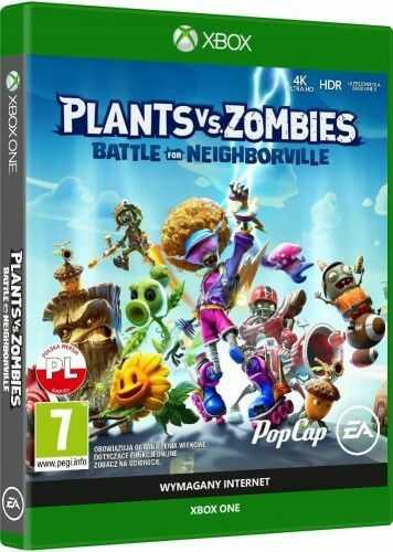 Plants vs Zombies Battle for Neighborville Xbox One Używana