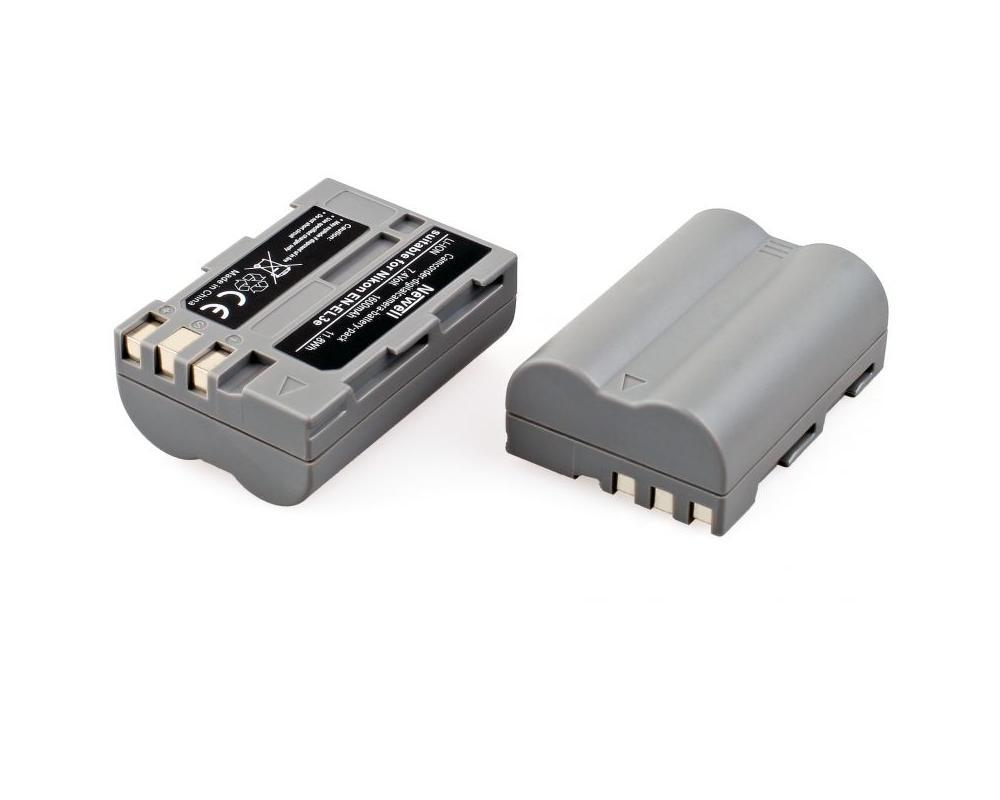 Newell EN-EL3e - akumulator / zamiennik EN-EL3e do Nikon / 1600mAh