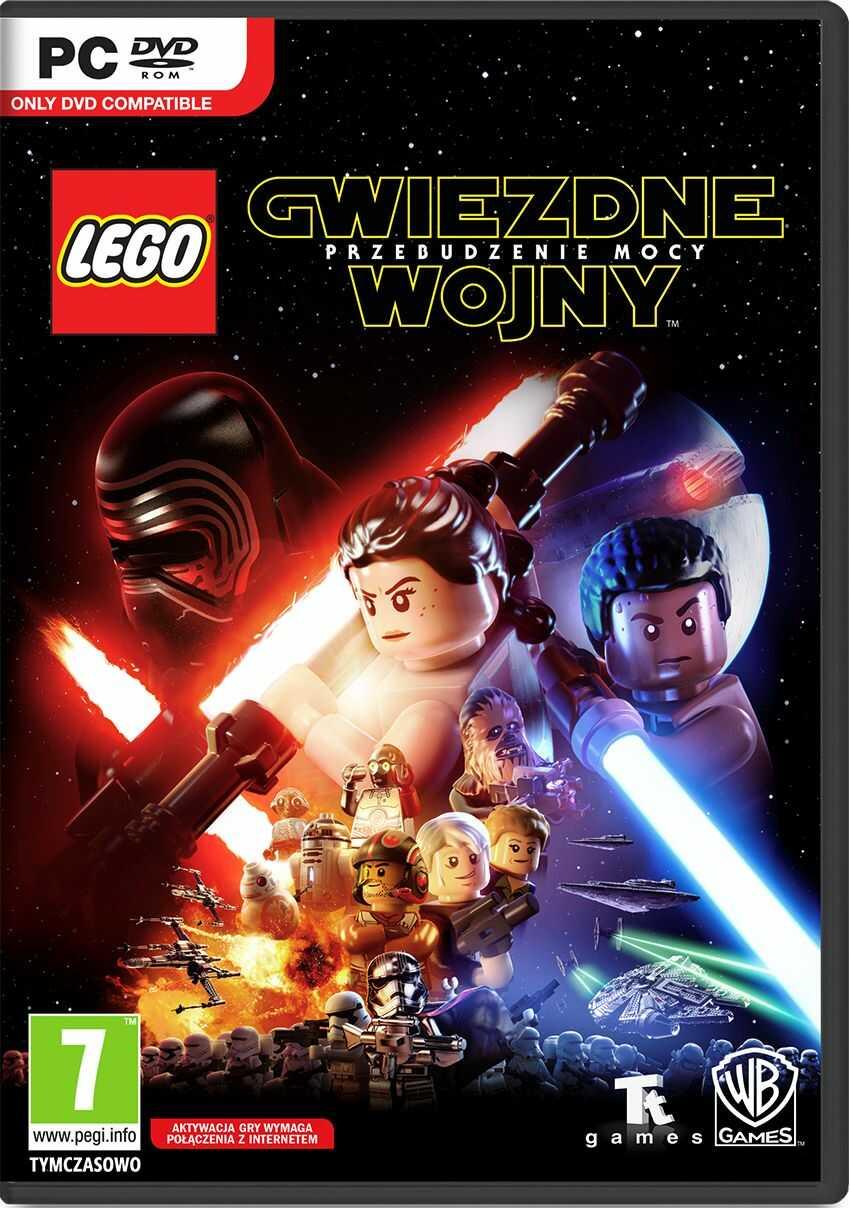 LEGO Gwiezdne wojny: Przebudzenie Mocy Edycja Deluxe (PC) PL DIGITAL