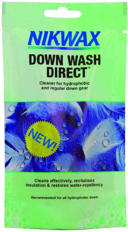 Nikwax Down Wash Direct środek do prania puchu 100ml