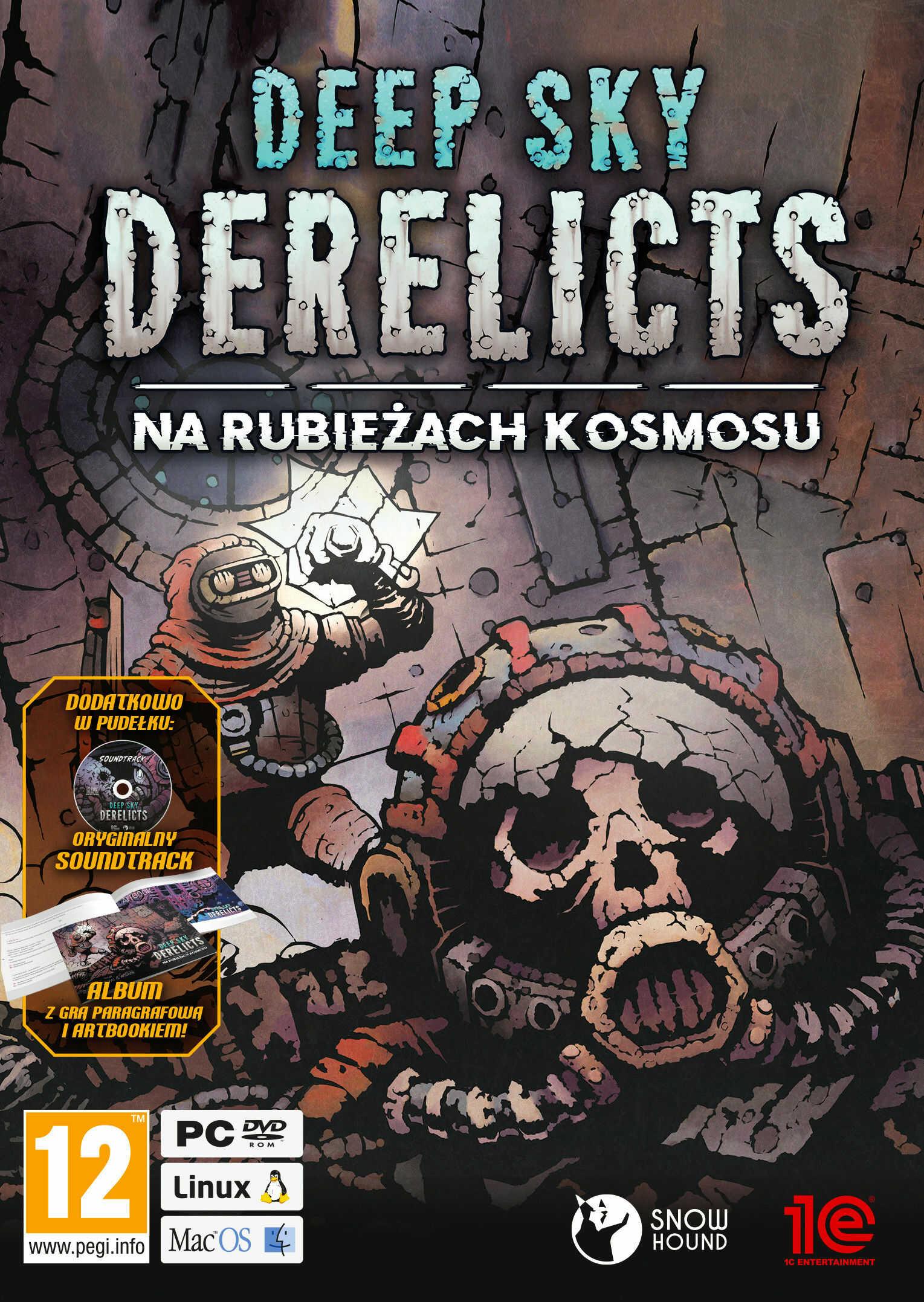 Deep Sky Derelicts: Na rubieżach kosmosu PL (PC/MAC)