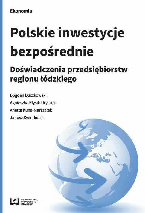 Polskie inwestycje bezpośrednie - Bogdan Buczkowski - ebook