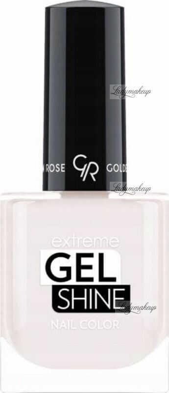 Golden Rose - Extreme Gel Shine Nail Color - Żelowy lakier do paznokci - 06