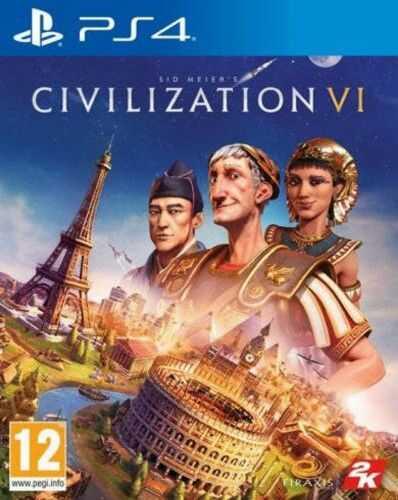 Civilization VI PS4 Używana