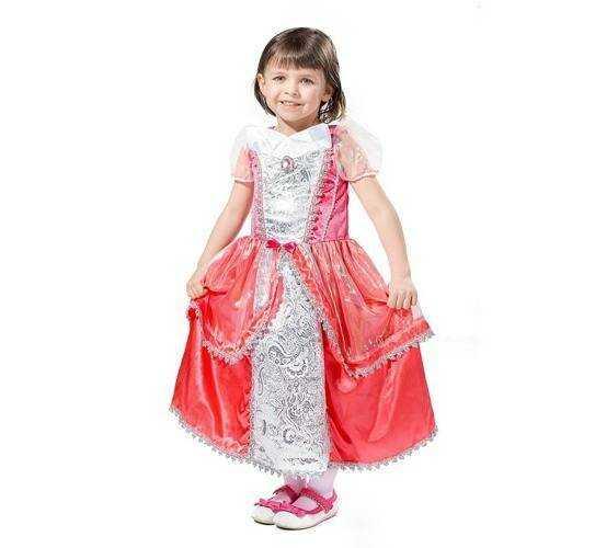 Kostium Śpiąca Królewna - 7-8 lat