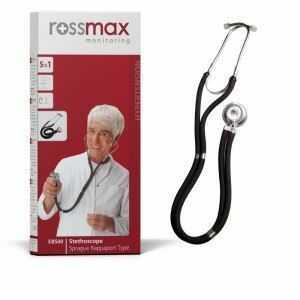 Stetoskop z podwójną głowicą Rappaport Rossmax EB 500 ( kod GTU_09 )