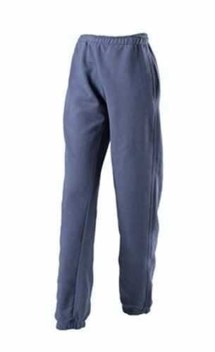 James & Nicholson Damskie spodnie do biegania Laufhose dla kobiet w ciąży, niebieskie (granatowe), (Rozmiar: XXL)