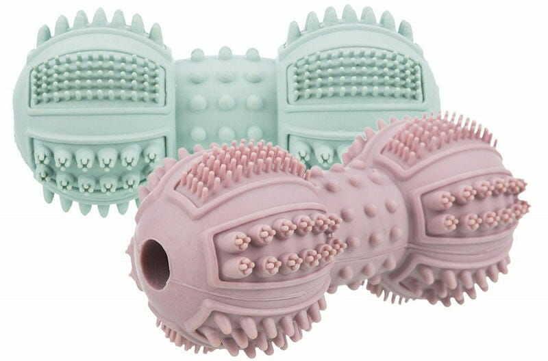 Trixie hantel junior gryzak guma naturalna 9cm