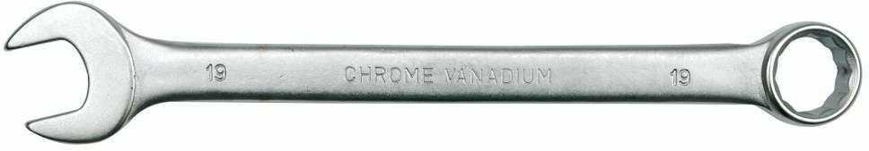 Klucz płasko-oczkowy c-v 8mm satyna Vorel 51673 - ZYSKAJ RABAT 30 ZŁ