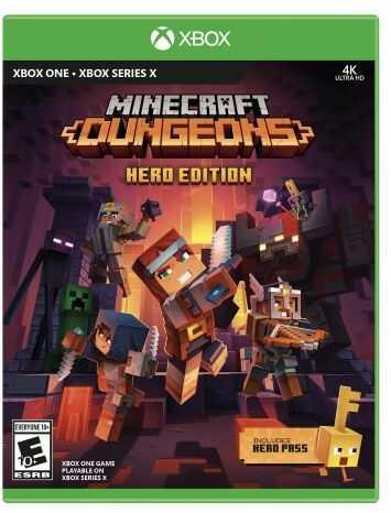 Minecraft Dungeons Hero Edition XOne