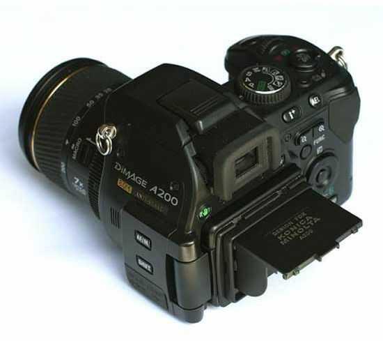 Osłona wyświetlacza LCD Minolta A200