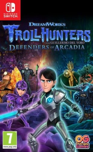Trollhunters: Defenders of Arcadia NS