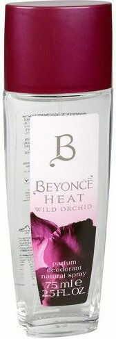 Beyoncé Heat Wild Orchid 75 ml dezodorant z atomizerem dla kobiet dezodorant z atomizerem + do każdego zamówienia upominek.