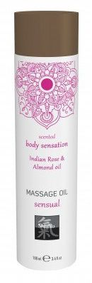 Olejek-Sensual Indian Rose & Almond oil 100ml.