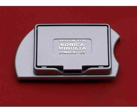 Osłona wyświetlacza LCD Minolta z1/z2