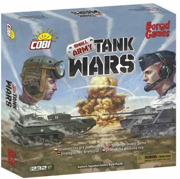 Gra Strategiczna Tank Wars