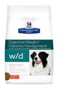 Hills w/d 4 kg Canine