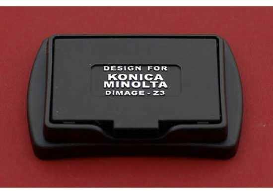 Osłona wyświetlacza LCD Minolta z3