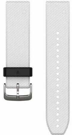 Garmin pasek Fenix 6S 20mm QuickFit (biały) - szybka wysyłka!