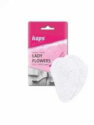 Półwkładki Żelowe poduszki antypoślizgowe Kaps Flowers