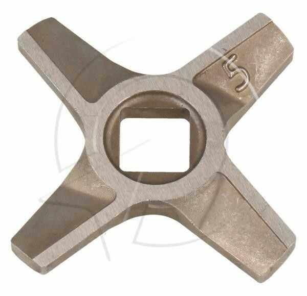 Nóż tnący dwustronny nr.5 do maszynki do mielenia Zelmer 587.54
