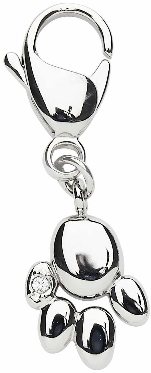 Zawieszka magnetyczna na bransoletkę 2269-1 łapa psa