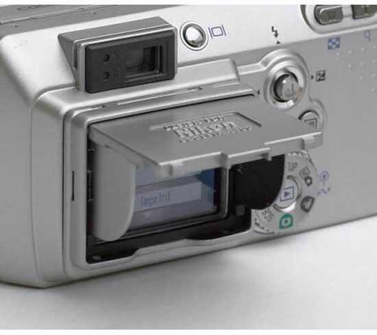 Osłona wyświetlacza LCD Nikon 3700