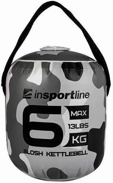 Hantla regulowana Vin-Bell Kettlebell Quabell 6 kg Insportline
