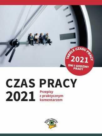 Czas pracy 2021 - Ebook.