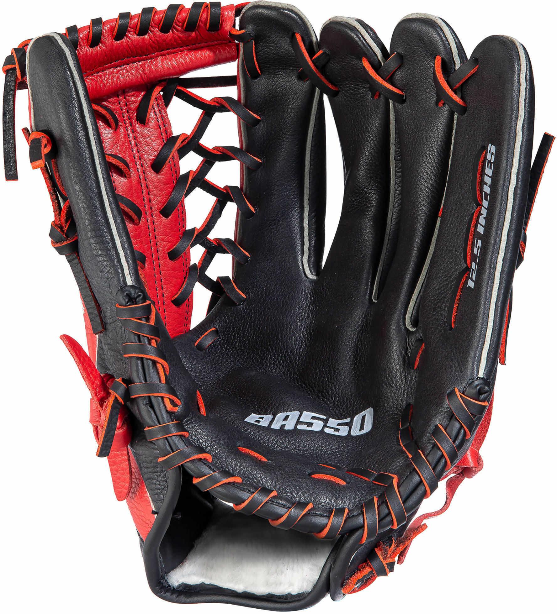 Rękawica baseballowa BA550 32 cm na lewą rękę