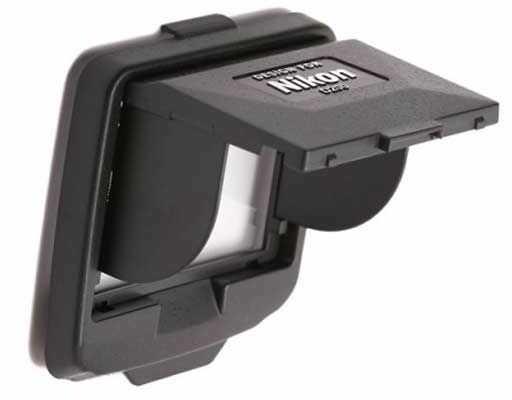 Osłona wyświetlacza LCD Nikon D200