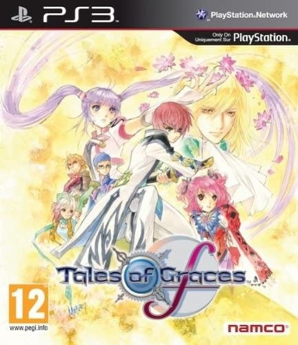Tales of Graces PS 3 Używana