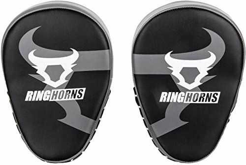 Ringhorns Unisex ładowarka Focus Pads, czarny, jeden rozmiar