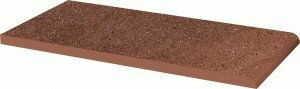 TAURUS BROWN płytka bazowa podstopnicowa 30x14,8x1,1
