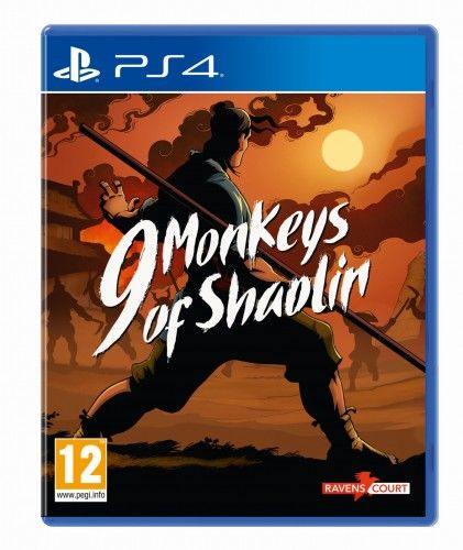 9 Monkeys of Shaolin PS 4