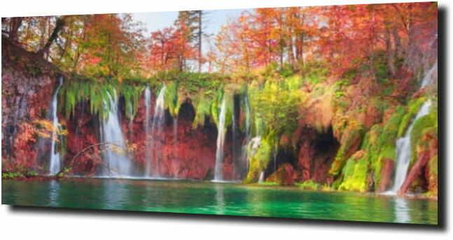 obraz na szkle, panel szklany Piękna jesień