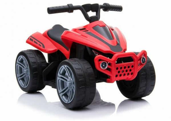 Quad na akumulator TR1805 Czerwony