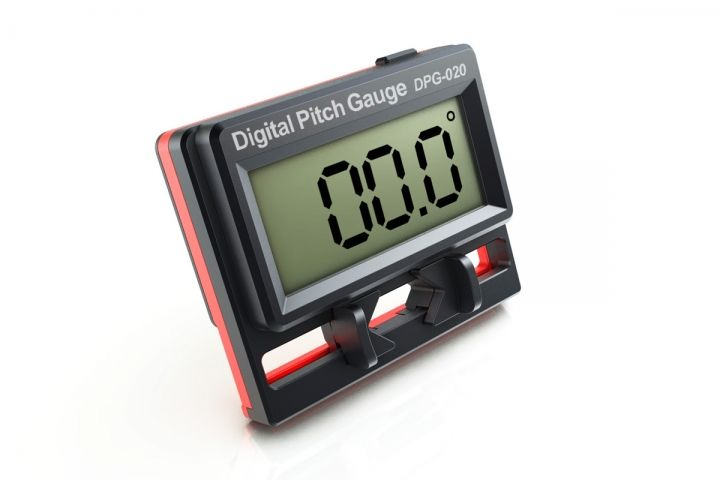 SkyRC Micro Digital Pitch Gauge