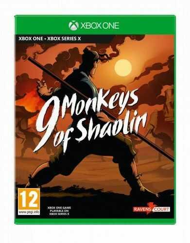 9 Monkeys of Shaolin XOne