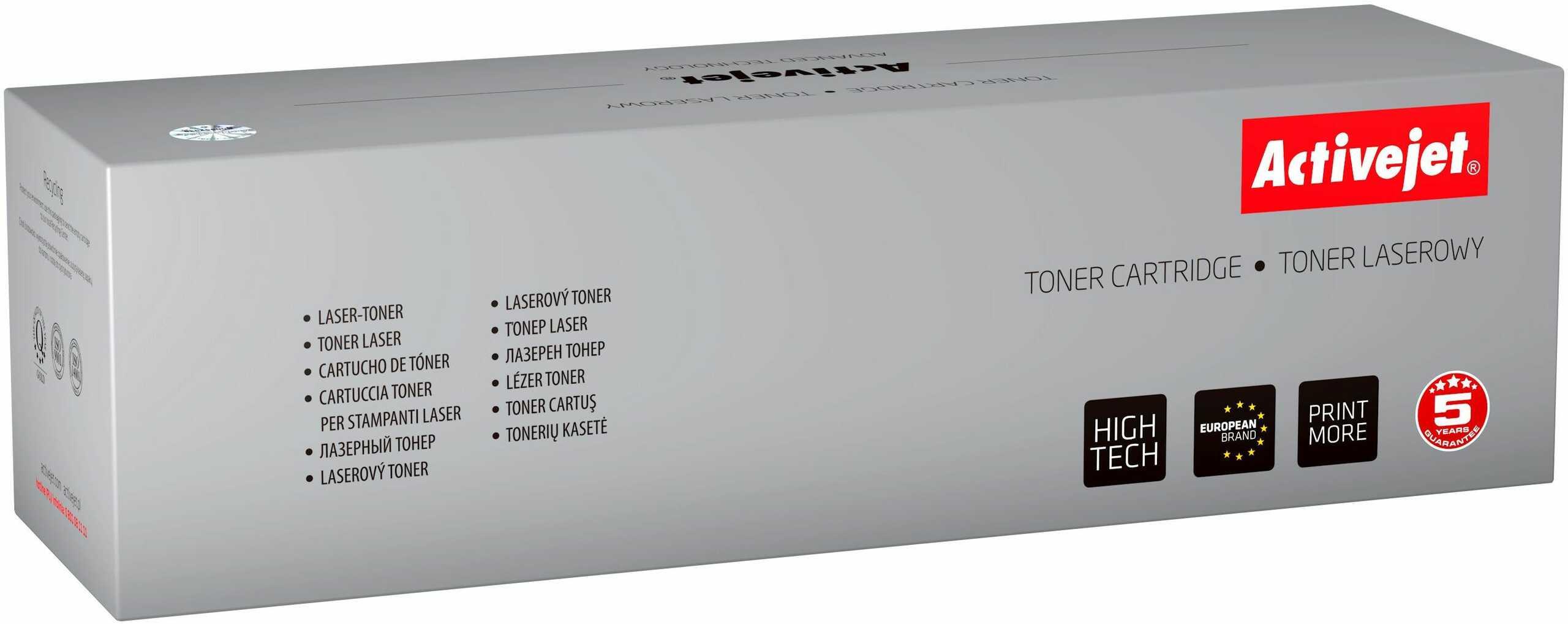 Toner Activejet ATM-211N (zamiennik Konica Minolta TN211; Supreme; 17 000 stron; czarny)