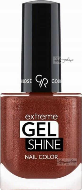 Golden Rose - Extreme Gel Shine Nail Color - Żelowy lakier do paznokci - 42