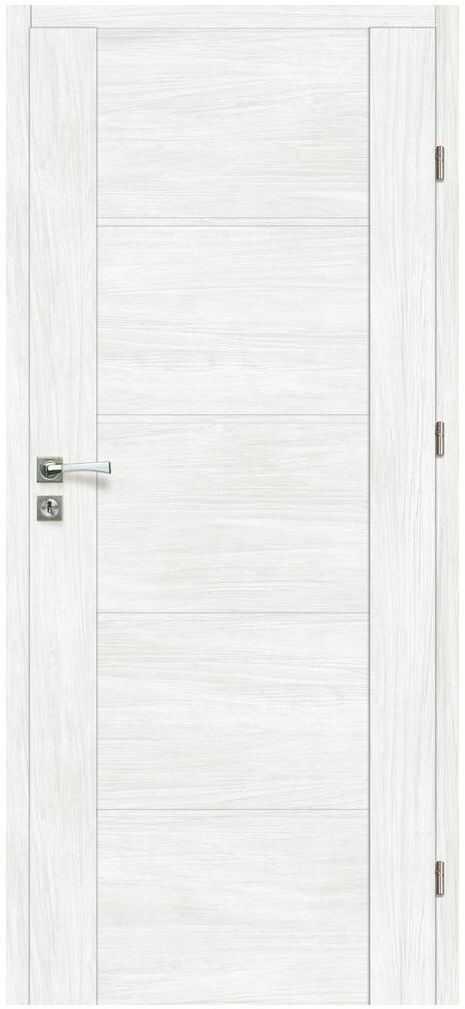 Skrzydło drzwiowe pełne MALIBU Bianco 70 Prawe ARTENS
