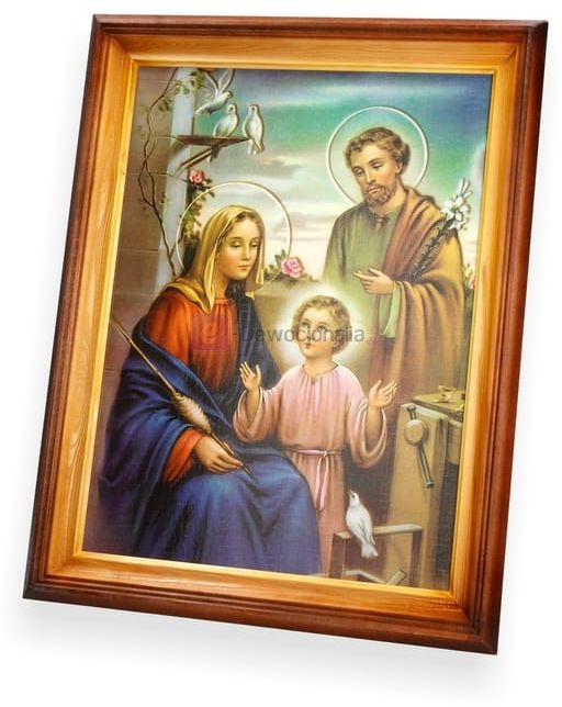 Obraz Święta Rodzina - 47x37